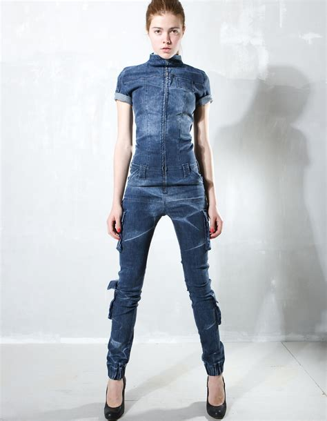 Types of Jeans Overall Items - Carey Fashion
