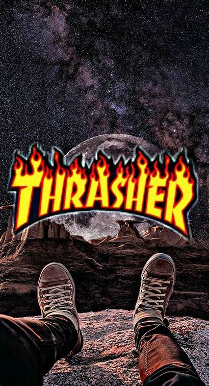 Thrasher Wallpapers Trasher Hypebeast Hype Pc Dope