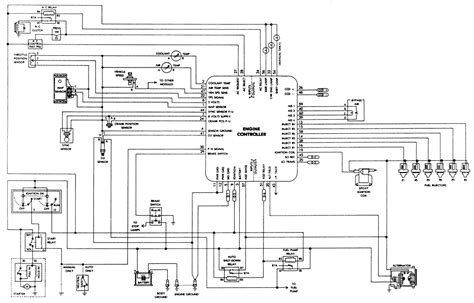 1991 Jeep Fuel Injection Wiring Diagram by Repair Guides Multi Point Fuel Injection Mfi System