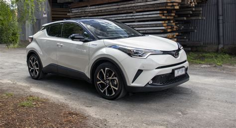 Review Toyota 2017 toyota c hr review caradvice