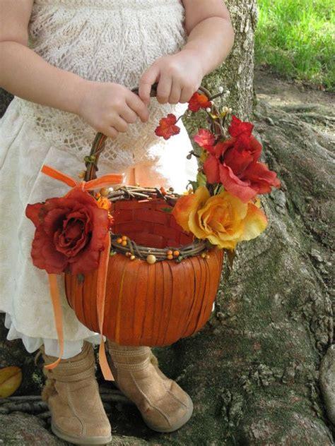 interesting flower girls basket ideas  sprinkle