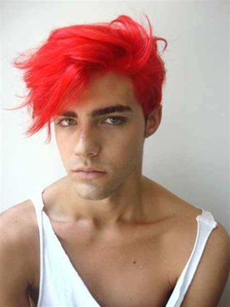 Dying Mens Hair by 15 Hair Colors For Mens Hairstyles 2018
