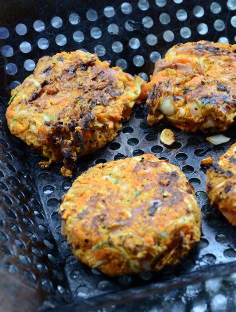chickpea veggie burgers receta recipes vegan recipes