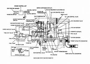 Mazda B2200 Vacuum Diagram  Mazda  Auto Parts Catalog And