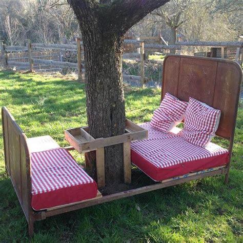 diy pallet   bed garden furniture easy pallet ideas