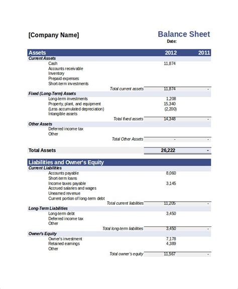 Blank Bank Statement Template by Free Bank Statement Templates 10 Balance Excel Word