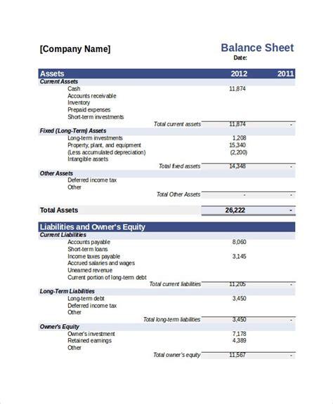 Free Bank Statement Templates  10 + Balance Excel Word