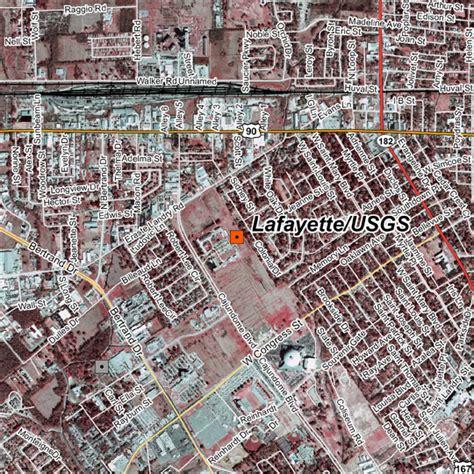 lafayetteusgs louisiana department  environmental quality
