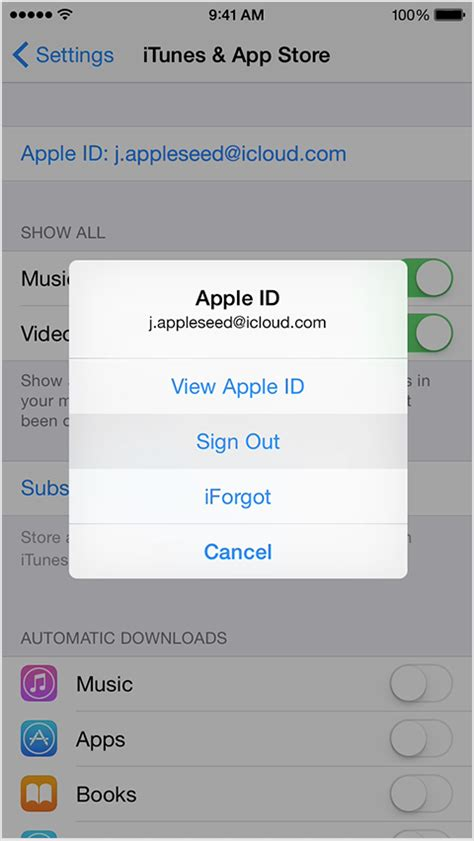 switching to a new iphone how to switch to a new apple id and keep all your purchases