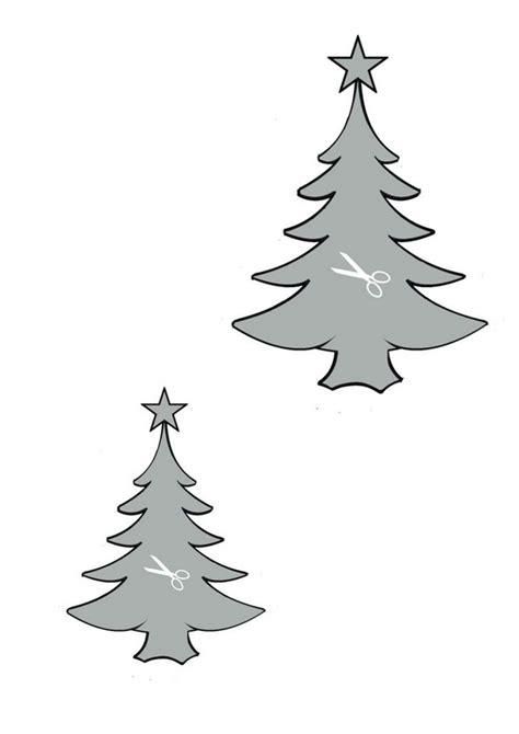 bastelvorlagen zu weihnachten  schoene ideen zum ausdrucken