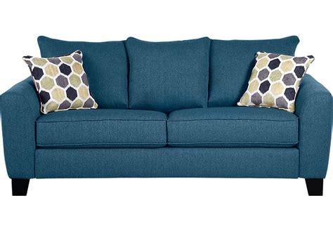 sleeper sofa rooms to go bonita springs blue sleeper sofa sleeper sofas blue