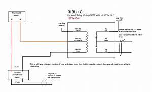 6 Best Images Of Low Voltage Relay Wiring Diagram