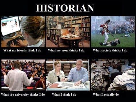 fun    history majors historian career