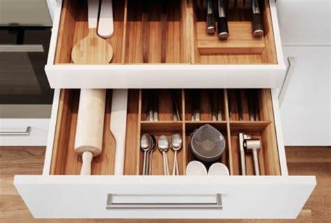 ikea rangement tiroir cuisine rangements pour tiroirs aménagements intérieurs ikea