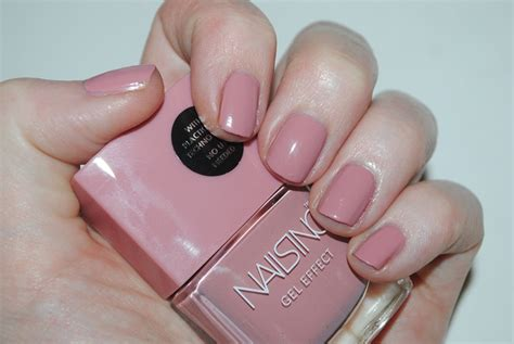 Nails Inc Autumn 2014 Gel Effect Swatches
