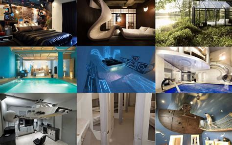 Amazing Bedroom Gadgets by 10 Out Of This World Bedrooms You Can Only Of List