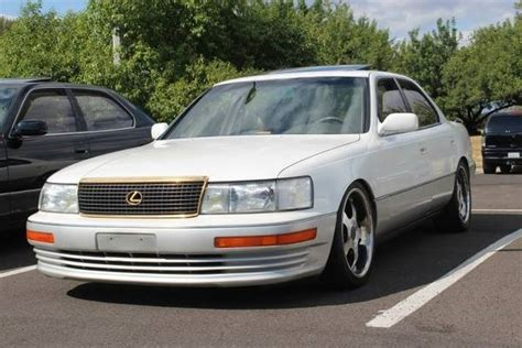 1992 lexus ls400 ca 1992 lexus ls400 celsior vip too much to list club