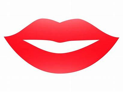 Clipart Cliparts Teeth Lips Mouth Glossy Lip