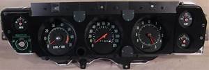 Tachometer Repair Restoration For Chevelle Classic Cars