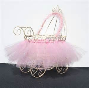 centerpieces for baby shower girl large wire carriage carriage measures 14 x 7 x