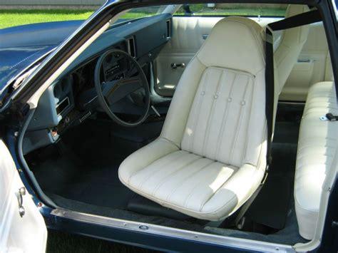 monte carlo interior swivel bucket seats chevrolet
