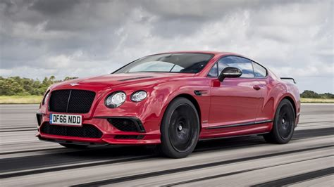 bentley continental supersports  drive