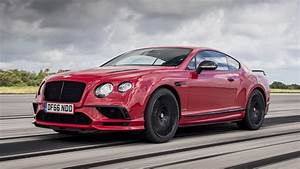 Bentley Continental Supersports : 2017 bentley continental supersports first drive an incredible send off ~ Medecine-chirurgie-esthetiques.com Avis de Voitures
