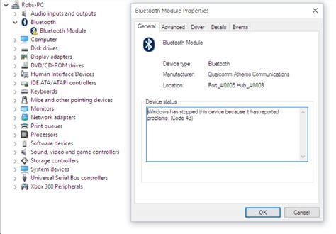 Windows 10 Bluetooth Drivers  Microsoft Community