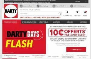 Promo Castorama 15 Par Tranche De 100 : promo darty 10 euros offerts par tranche de 100 jusqu 39 au ~ Dailycaller-alerts.com Idées de Décoration
