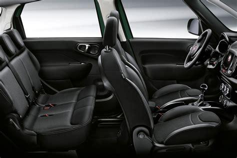 New Fiat 500l Fatter Fiat 500 Sibling Gets Niptuck By