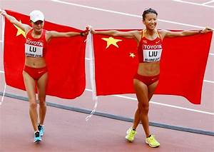 World Athletics: Liu and Lu claim China one-two in walk ...