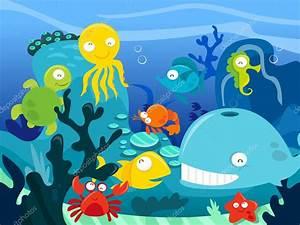 Animated Underwater Scene images