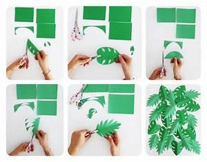 Faire Une Guirlande En Papier : comment faire une guirlande en papier pour noel facile mi cayito ~ Melissatoandfro.com Idées de Décoration