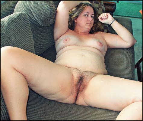 Chubby Hairy Wife