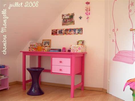 le de bureau pour fille relooking de chambre de fille 3 rénovation et peinture
