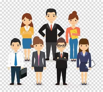 Clipart Cartoon Job Team Social Clip Transparent