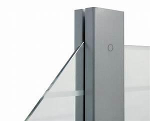 Zaun Aus Glas : sichtschutzz une aus glas holzland beese unna ~ Michelbontemps.com Haus und Dekorationen