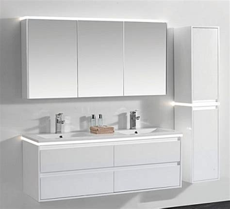 Inexpensive Bathroom Vanity Sets by Wall Hung Vanity Unit Cabinet Set Bgss080 1500