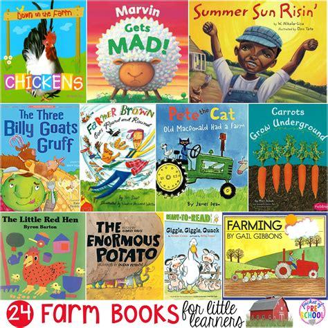 farm books   learners pocket  preschool