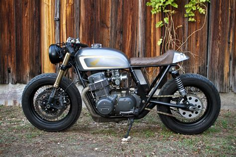 Emotional Achievement Tysons Honda Cafe Racer Return