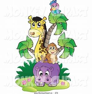 Group Of Animals Clipart