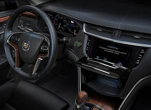 2013 Cadillac XTS To Debut CUE Touch-Screen Interface