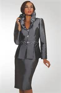 Stacy Adams Women Church Suits