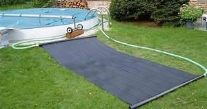 Presentation du chauffage solaire pour piscine for Chauffage solaire pour piscine enterree