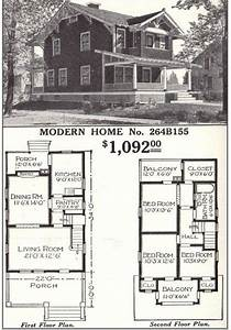 Home For  1100 In 1934 Montgomery Ward Catalog