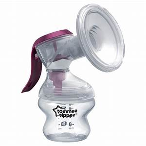 Buy Tommee Tippee Made For Me Single Manual Breast Pump