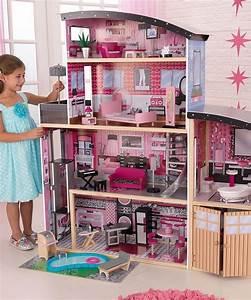 DIY Barbie furniture and DIY Barbie house ideas – creative