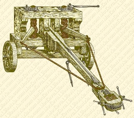 siege machines the ballista