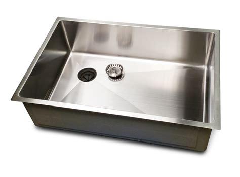 Single Bowl Kitchen Sink Offset Drain
