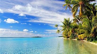 Beach Computer Desktop Tropical